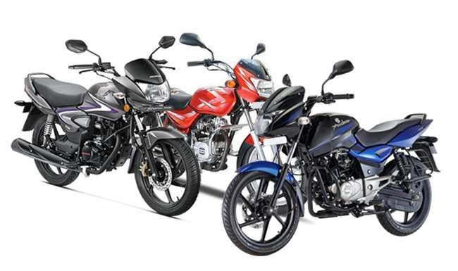top selling bikes in india 2020