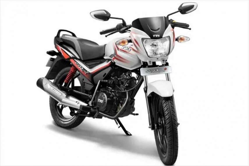 टीवीएस की सबसे सस्ती बाइक