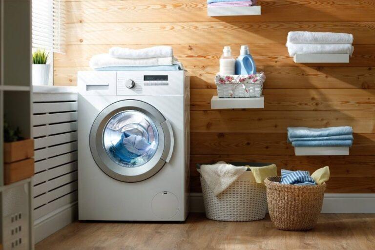 fully automatic washing machine 6.5 kg