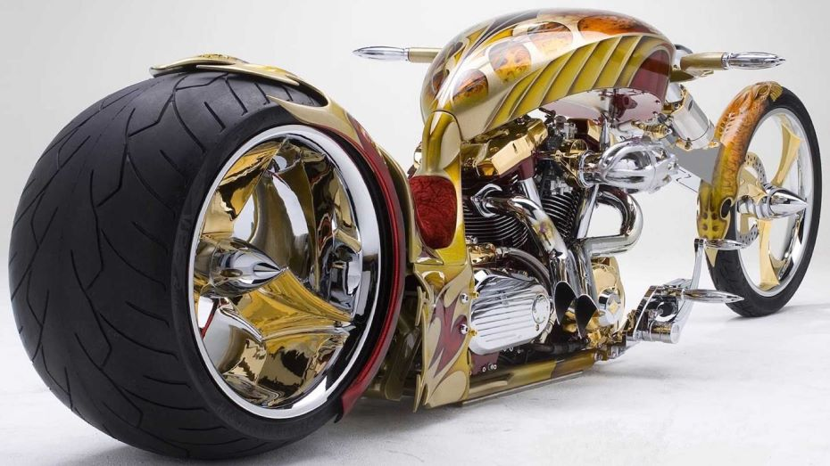 दुनिया की सबसे महंगी बाइक
