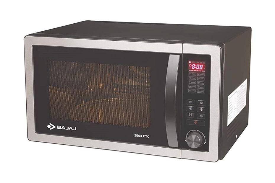 bajaj convection microwave oven