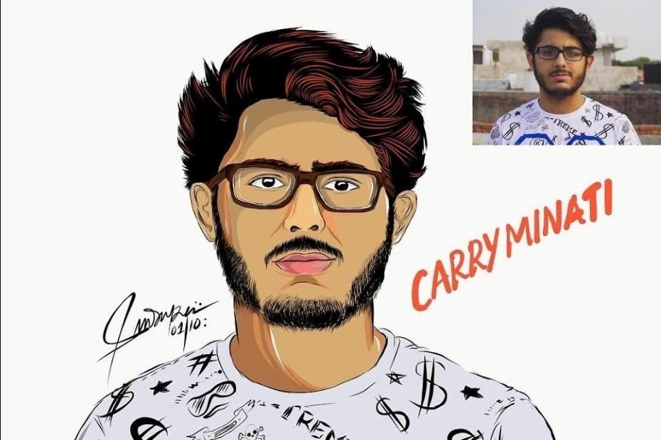 carryminati biography in hindi