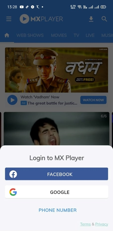 how to earn money from mx player