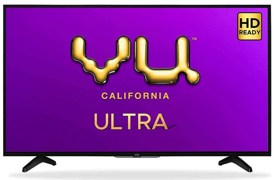 vu smart tv 32 inch