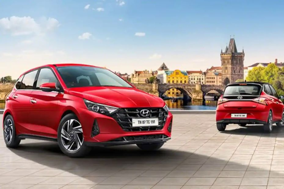 Hyundai i20 On Road Price in India 2021