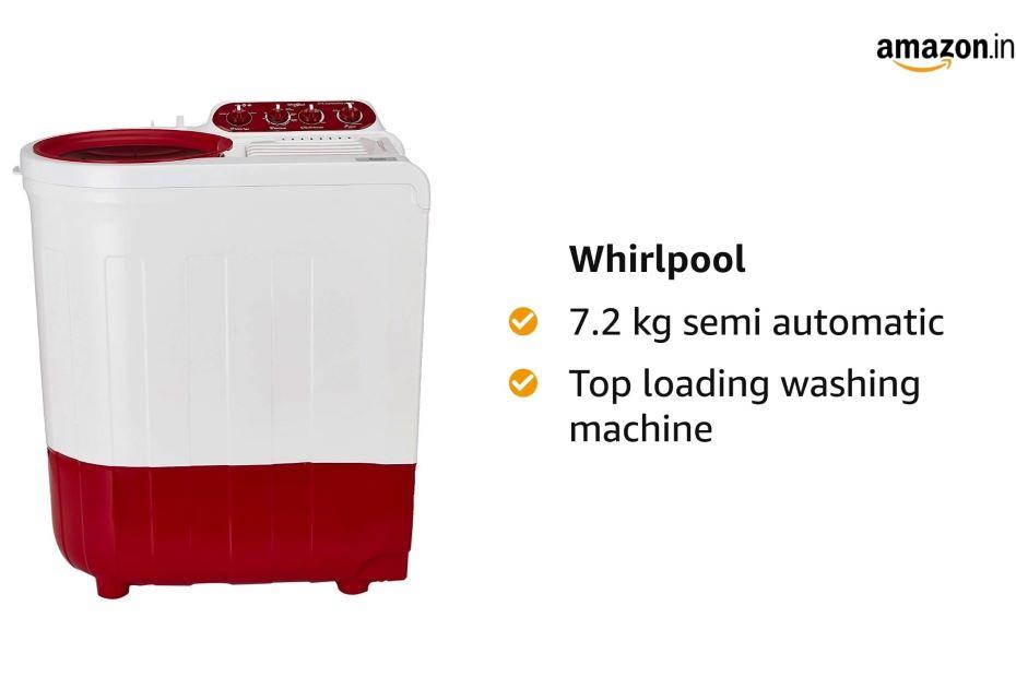 best semi automatic washing machine in india 2021