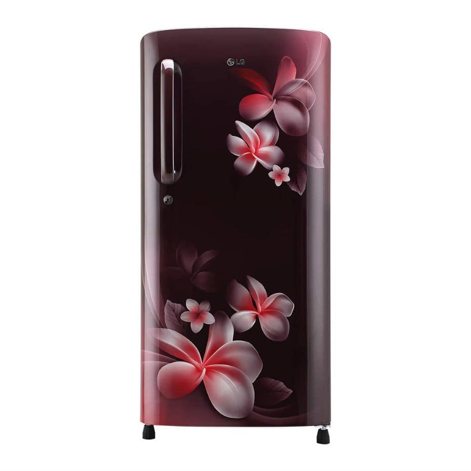 lg 190 l direct cool single door refrigerator